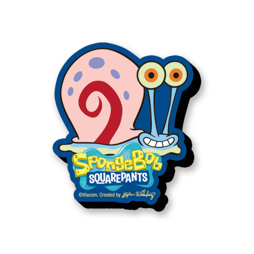 SpongeBob Gary Funky Chunky Magnet.