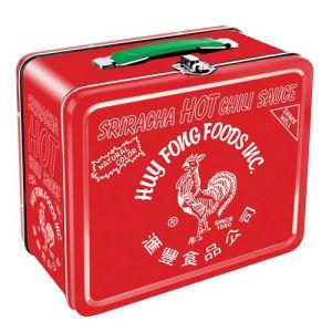 Sriracha Large Fun Box Tin Tote