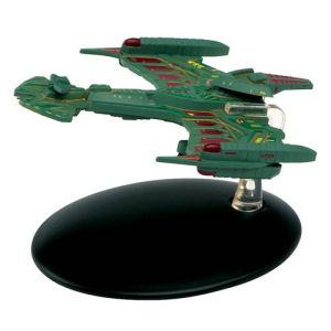 Star Trek Starships Klingon Negh var Vehicle with Collector Magazine