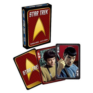 Star Trek Original Series Playing Cards