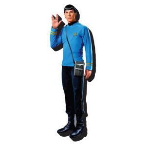 Star Trek The Original Series Spock Funky Chunky Magnet