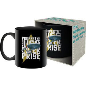 Star Trek U.S.S. Enterprise 11 Ounce Mug