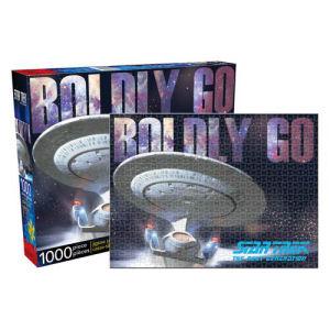 Star Trek: The Next Generation 1000-Piece Puzzle