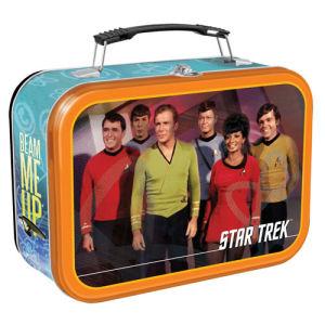 Star Trek Large Lunch Box Tin Tote
