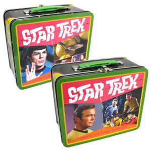Star Trek: The Original Series Large Fun Box Tin Tote