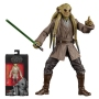 Star Wars The Black Series Star Wars The Clone Wars Kit Fisto 6 Inch Action Figure,