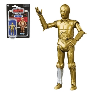 Star Wars Vintage Collection Star Wars Episode V The Empire Strikes Back C-3PO 3.75 Inch Action Figure