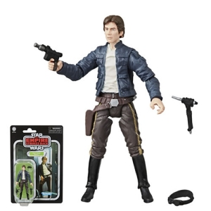 Star Wars The Vintage Collection  Star Wars Episode V The Empire Strikes Back Han Solo (Bespin) 3.75 Inch Action Figure