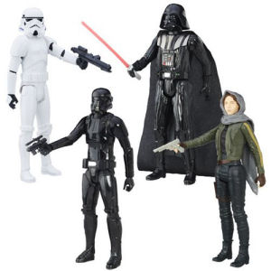 Star Wars Rogue One Hero Series 12 Inch Action Figures Wave 2 Case