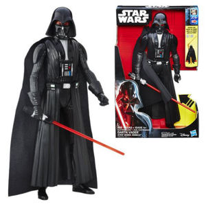 Star Wars Rebels Electronic Duel Darth Vader 12 Inch Action Figure