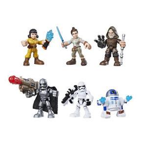 Star Wars Galactic Heroes Resistance vs. First Order Figure Pack