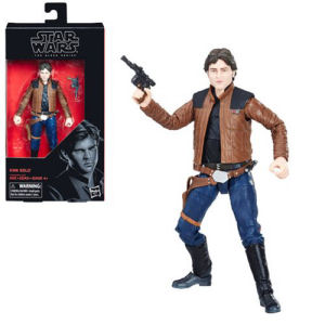 Star Wars The Black Series Han Solo (Solo) 6 Inch Action Figure