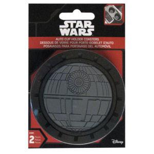 Star Wars Death Star Auto Coaster 2-Pack