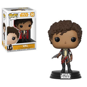 Star Wars Solo Val Pop! Vinyl Bobble Head