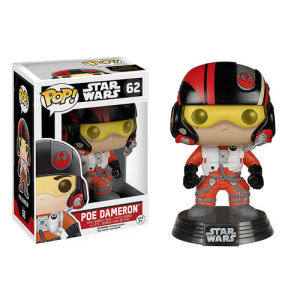 Star Wars Episode VII - The Force Awakens Poe Dameron Pop! Vinyl Bobble Head