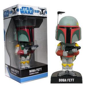 Star Wars Boba Fett Bobble Head