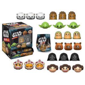 Star Wars Series 1 Mymoji Mini-Figure Display Case