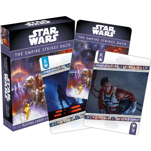 Star Wars Episode 5 The Empire Strikes Back Playing Cards.