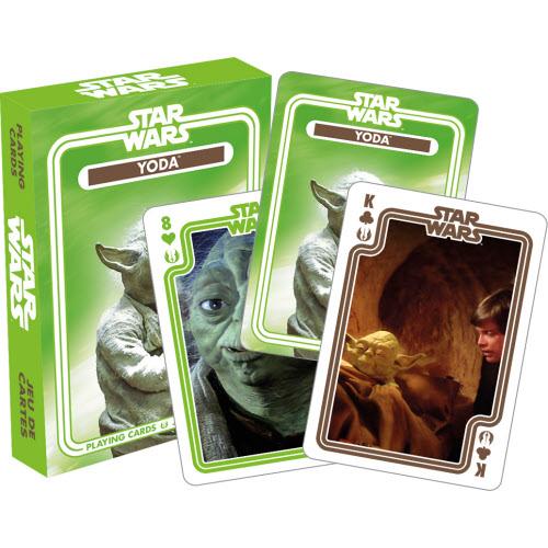 Star Wars Yoda Playing Cards.