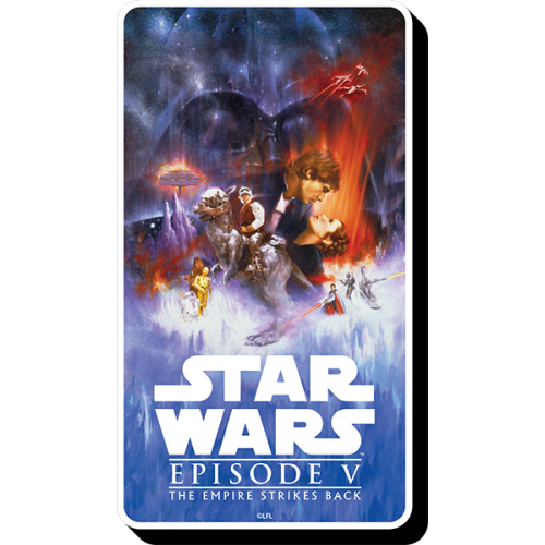 Star Wars Episode 5 The Empire Strikes Back Funky Chunky Magnet.