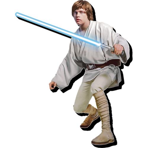 Star Wars Luke Skywalker Funky Chunky Magnet.