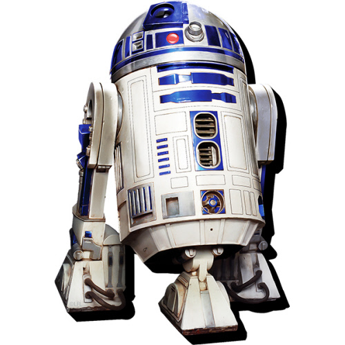 Star Wars R2D2 Funky Chunky Magnet.