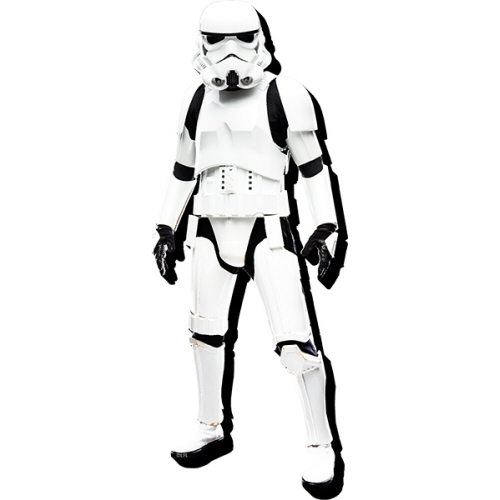 Star Wars Storm Trooper Funky Chunky Magnet.