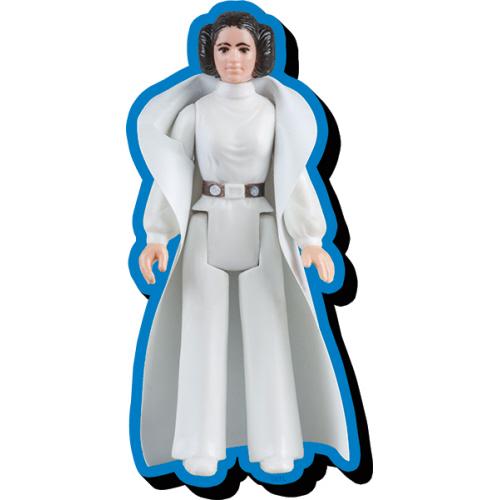 Star Wars Princess Leia Action Figure Funky Chunky Magnet.