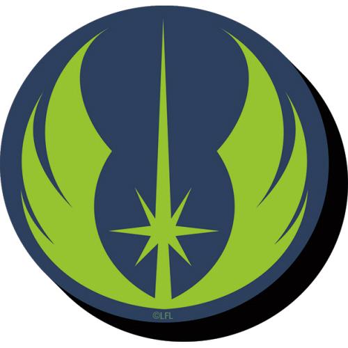 Star Wars Jedi Symbol Funky Chunky Magnet