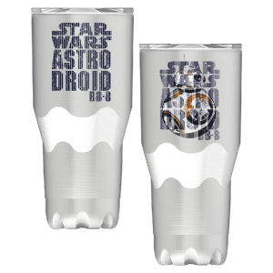 Star Wars BB-8 30 Ounce Stainless Steel Vacuum Tumbler