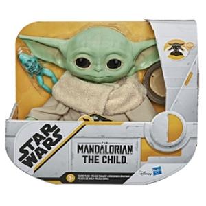 Star Wars The Mandalorian The Child Talking Electronic Plush