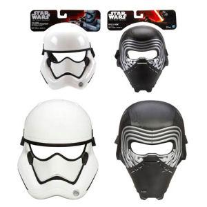 Star Wars The Force Awakens Masks Wave 1 Case
