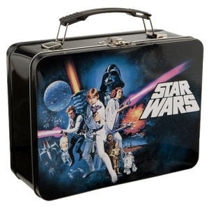 Star Wars A New Hope Large Lunch Box Tin Tote