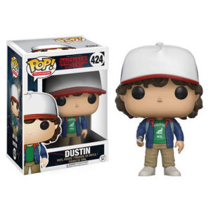 Stranger Things Dustin with Compass Pop! Vinyl Figure