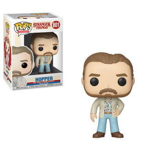 Stranger Things Date Night Hopper Pop! Vinyl Figure