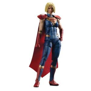 Injustice 2 Supergirl Exclusive Version 1/18 Scale  Exclusive Action Figure