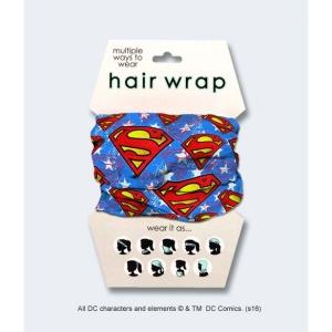 Superman Hair and Face Wrap
