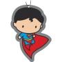 Superman Air Freshener.
