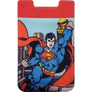 Superman Phone Card Holder