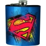 Superman Flask.