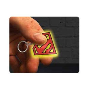Superman Light-Up Key Ring