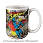 Superman 12 Ounce Ceramic Coffee Mug.