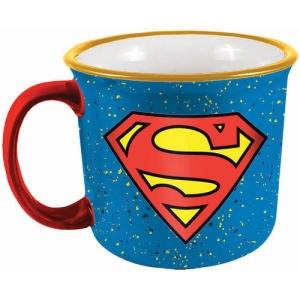 Superman Camper Mug