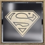 Superman Lighted Sign.