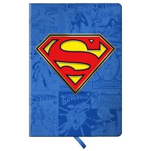 Superman Logo Journal
