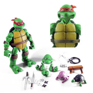 Teenage Mutant Ninja Turtles Raphael 1/6th Scale Collectible Action Figure
