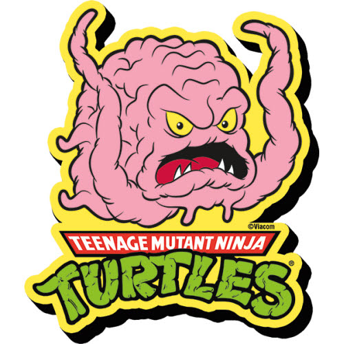 Teenage Mutant Ninja Turtles Krang Funky Chunky Magnet.