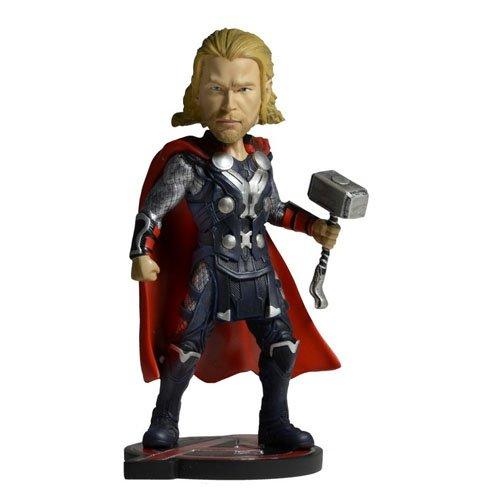 Marvel Avengers 2 Age Of Ultron Movie Thor Headknocker Extreme Bobblehead.