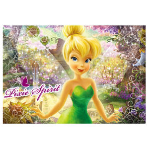 Disney Fairies Tinker Bell Motion Photo Magnet