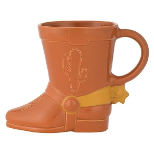 Toy Story Woody Boot Ceramic Sculpted Mug